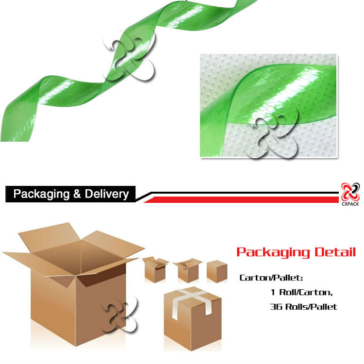 Plastic Pallet Packaging straps