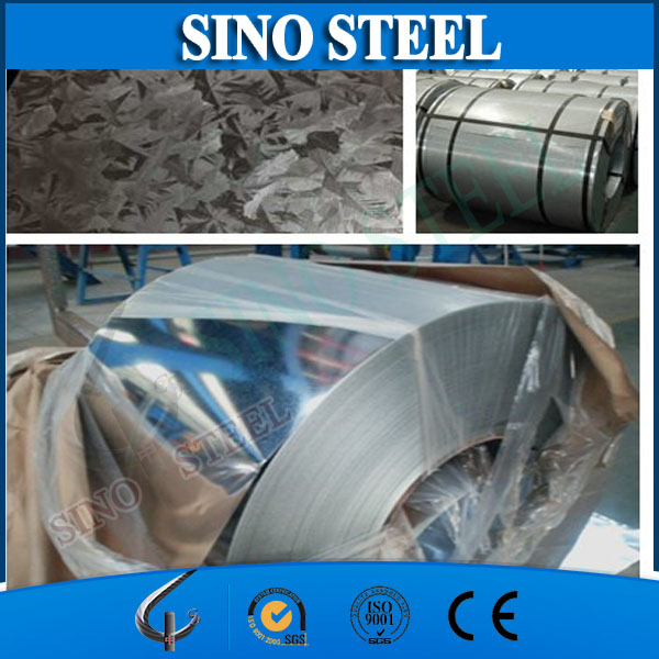 SGCC Dx51d G550 Anti-Finger Gl Galvalume Steel Coil with SGS Approved