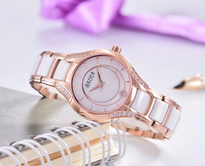 Exquisite Ceramic Wrist Watch for Women