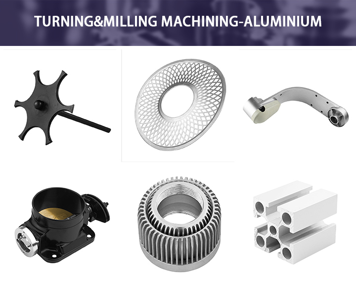 OEM CNC Machining Part Electronic Hardware Accessories