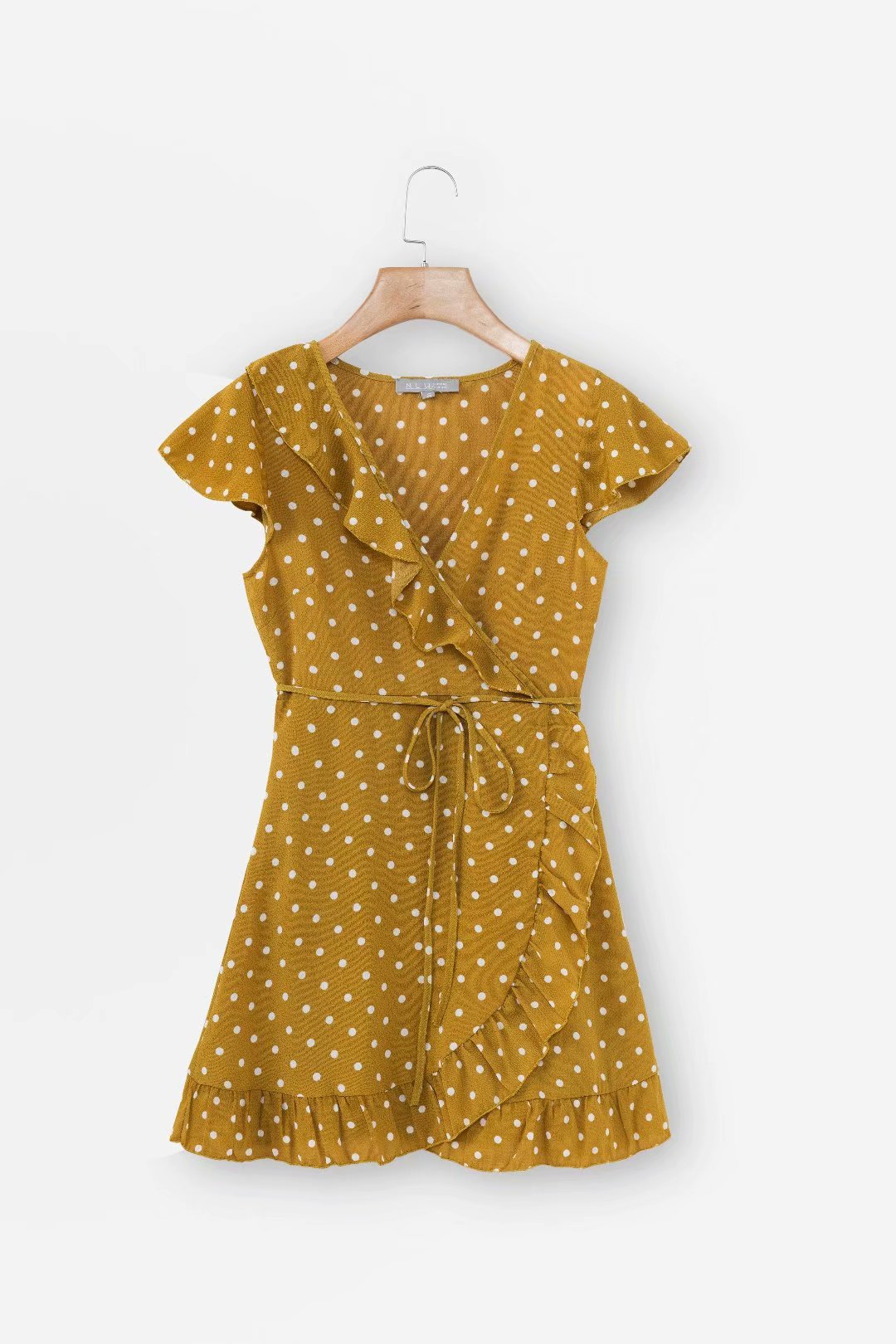 Women Dot Print Dress