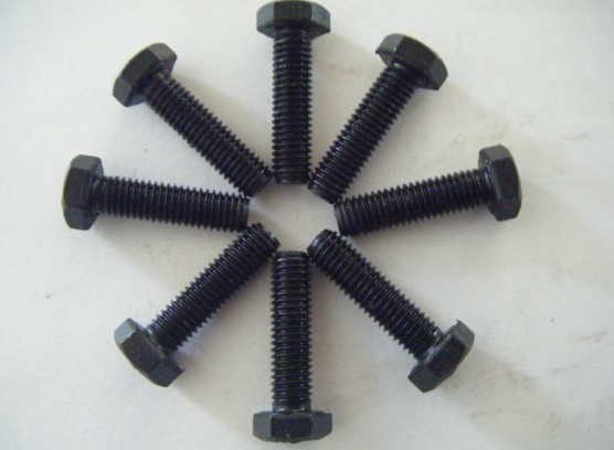 Stainless Steel/Carbon Steel Hex Bolts & Nuts Zinc Plated Hot Galvanized Hex Nut and Bolt (DIN933 AND DIN934)