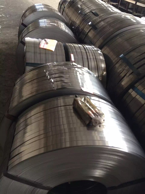 Cold Rolled High Steel Strap