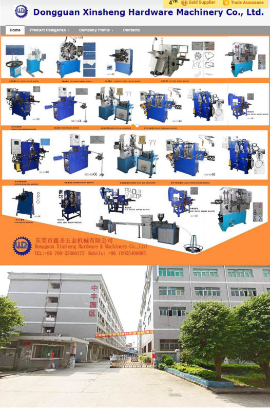2016 Economic Ring Making Machine