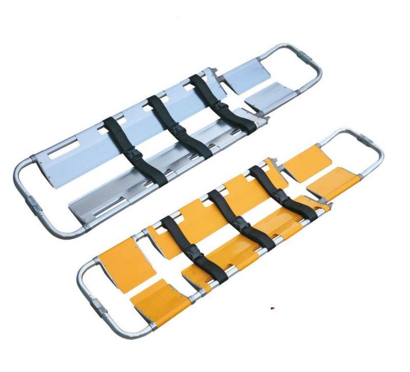High Quality Aluminium Alloy Scoop Stretcher