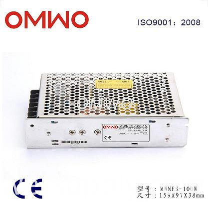 25W AC to DC Single Output 12V 2A Power Supply LED Driver