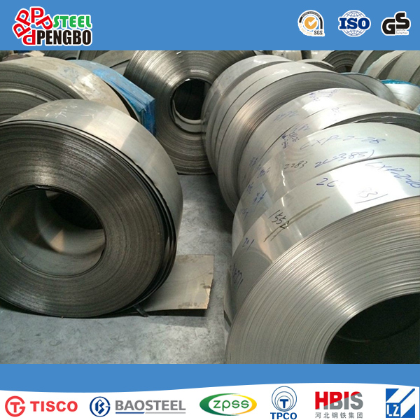 Galvanized 304 Stainless Steel Coil with SGS Ios