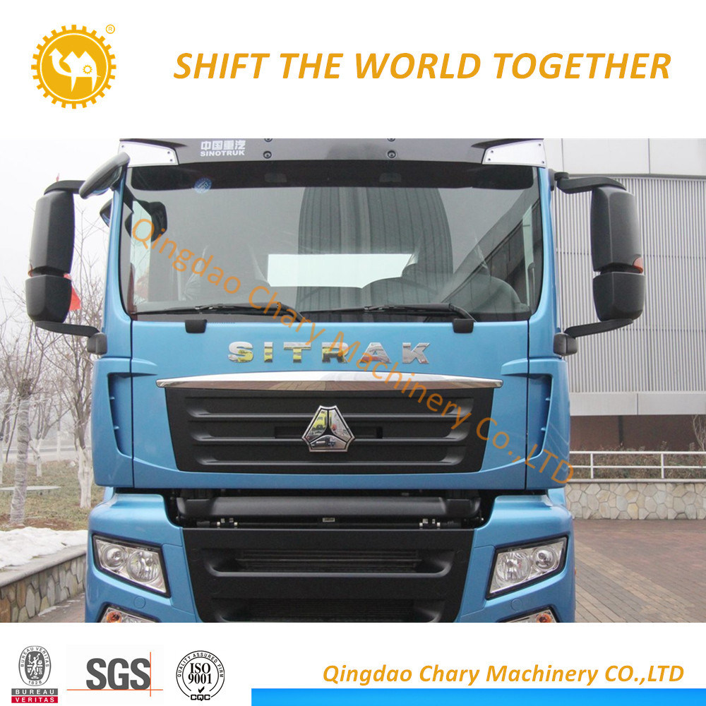 Sinotruk HOWO 6X4 Tractor Truck 371 HP Truck Head for Sale