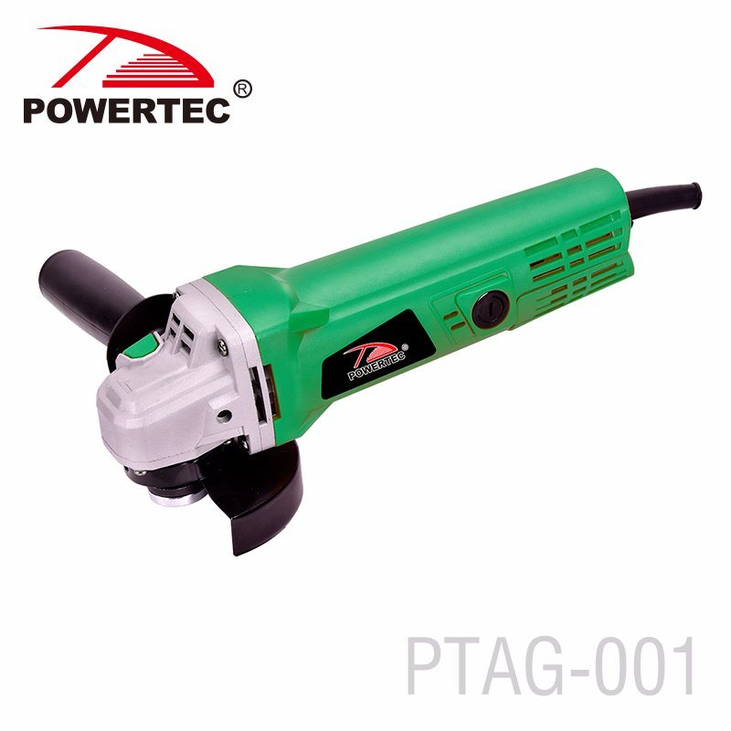 Powertec 100mm Electric Power Tool Angle Grinder (PTAG-001)