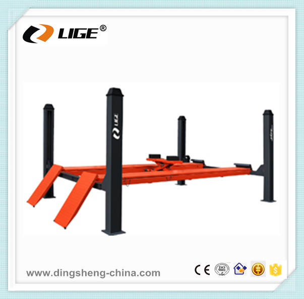 Vehicle Lift for Wheel Alignment