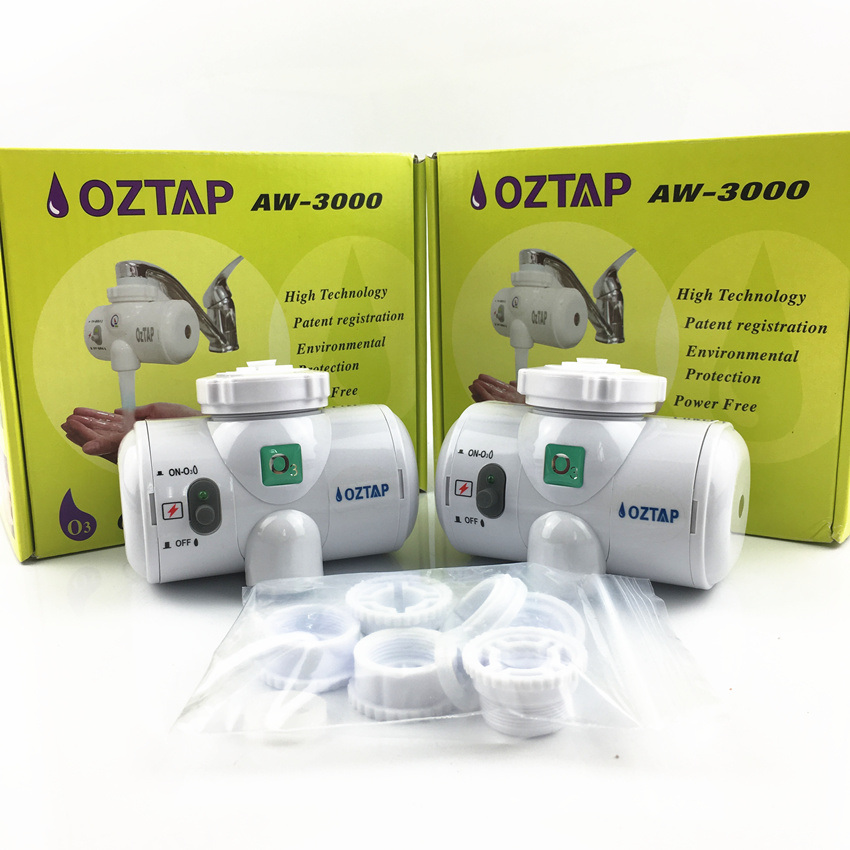 2018 New Style Hydraulic Ozone Water Tap, Keep Fruit &Vegetable Fresh