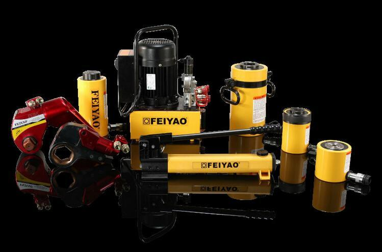 Factory Price Low Height Hydraulic Cylinder (FY-RCS)