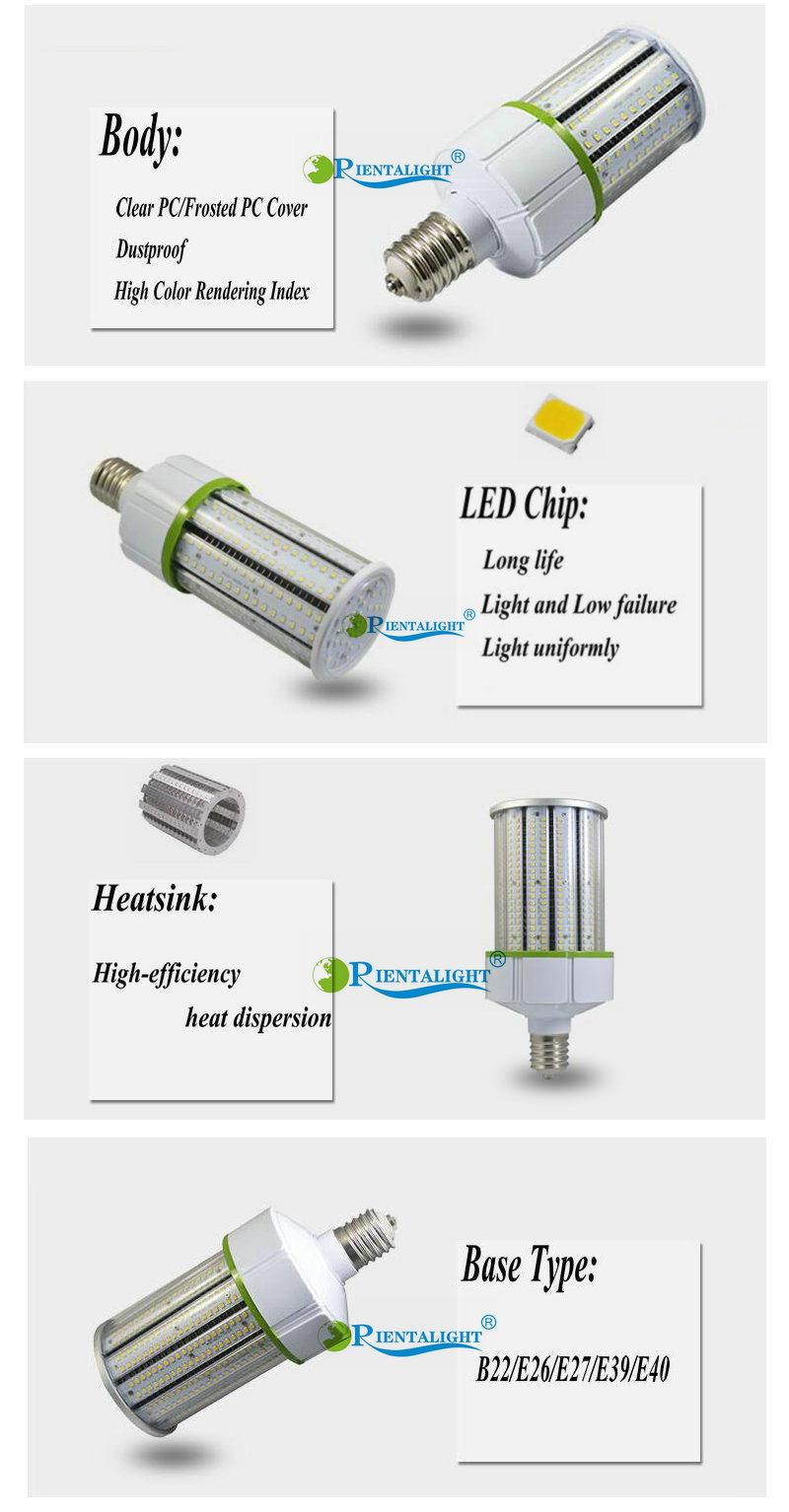 High Power Street Light E39 E40 120W LED Corn Light