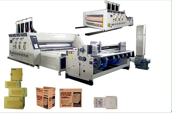 Special Shape Box Making Machine
