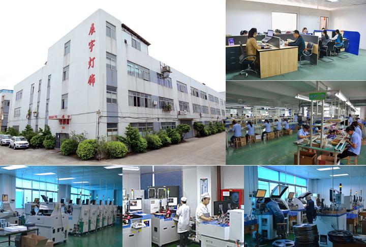 China Factory 110 220V 26W spiral Energy Saving Lamp