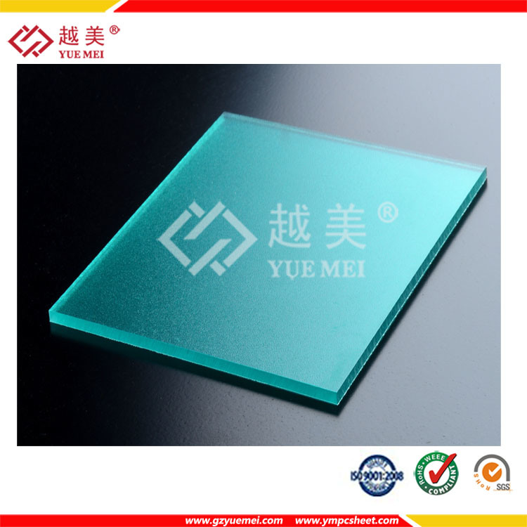 Yuemei Solid Polycarbonate Sheet for Lighting Corridor Material