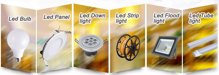 Half Spiral Energy Saver Light