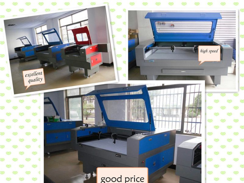 High Speed Laser Cutting Machine for Fabric Cutting/Shoes Material
