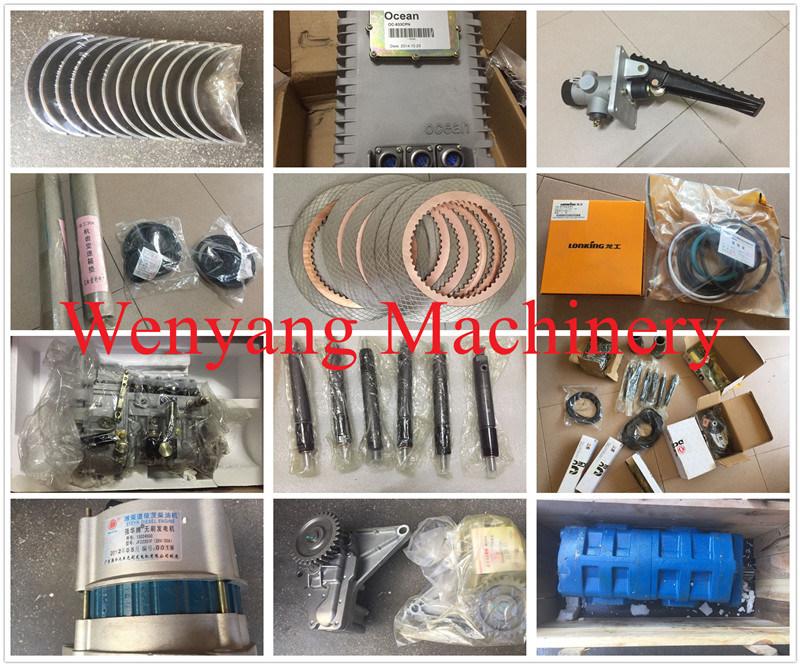 Tota Xz656-II Wheel Loader Spare Parts Lifting Cylinder Repair Kits