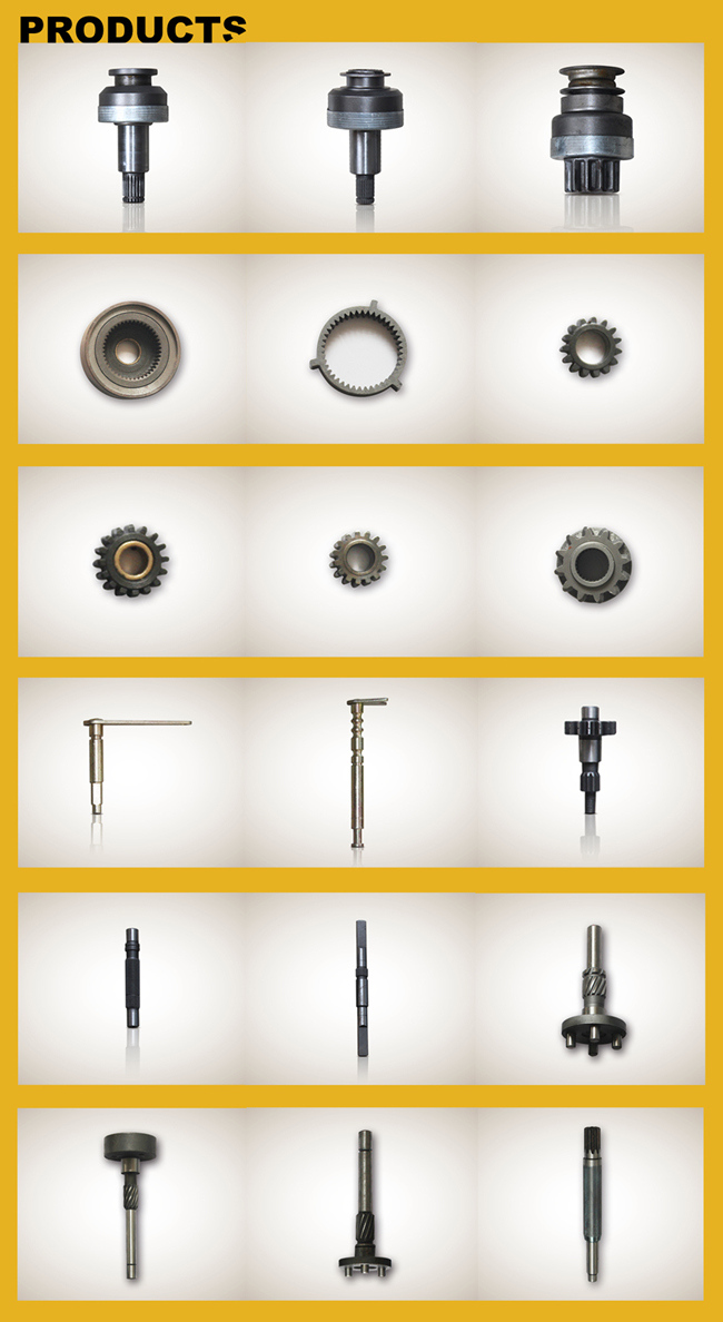 High Precision OEM Transmission Spline Gear Drive Shaft