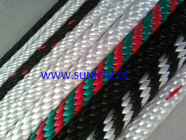 Professional Factory Colorful Strong Paracord Rope
