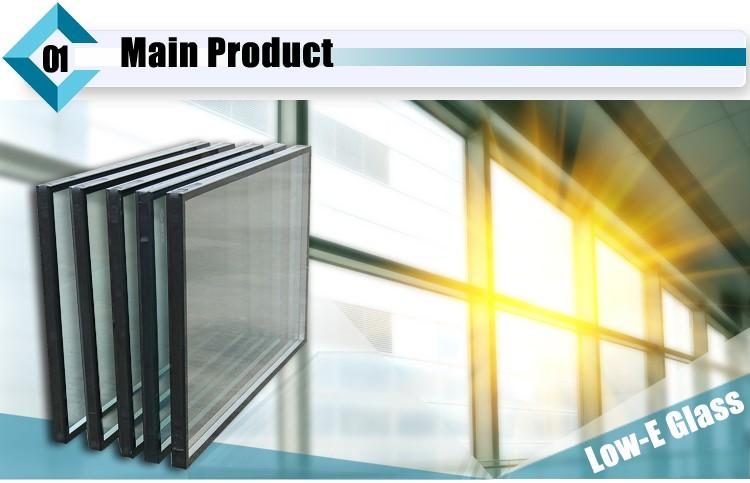 Low-E window glass