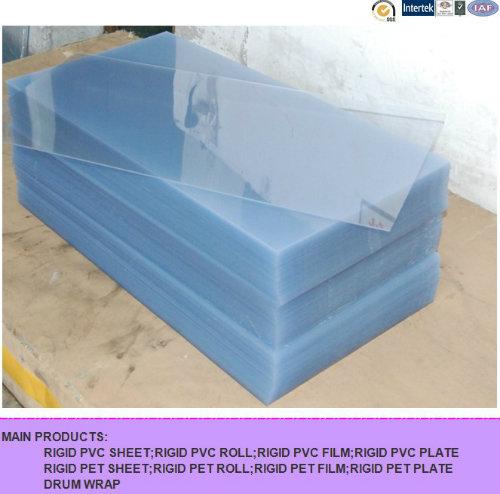 PVC Transparent Sheet for Printing