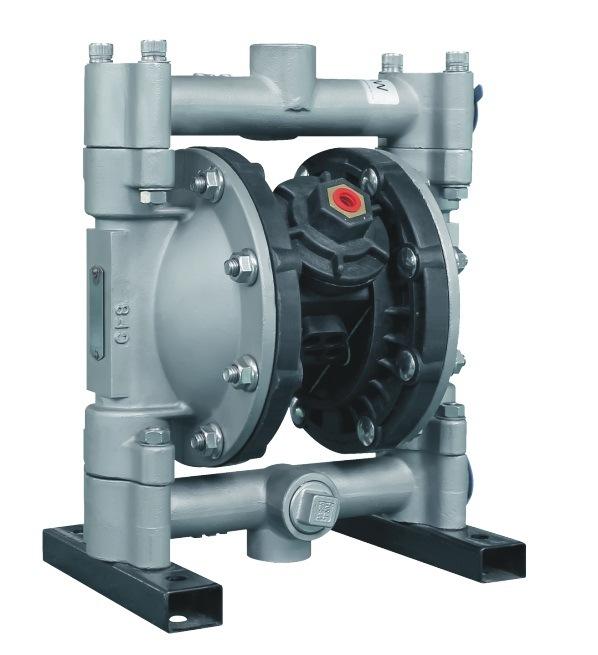 Rd 15 Mini Double Diaphragm Air Operated Pneumatic Mud Pump