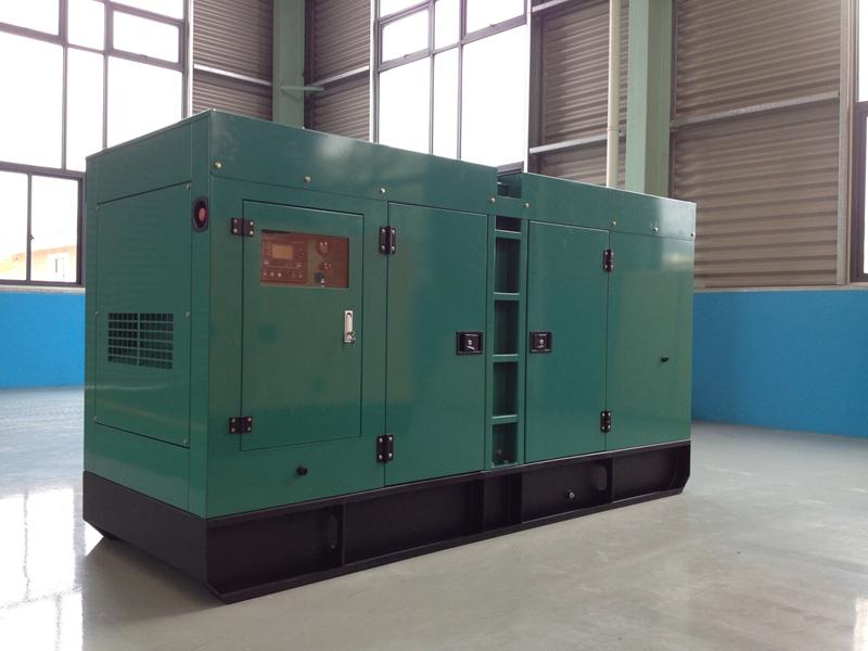 Super Silent 96kw/120kVA Cummins Generator (GDC120*S)