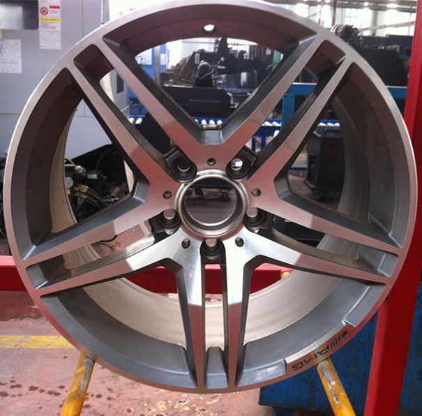 Stong Offroad Alloy Wheel with Big Cap
