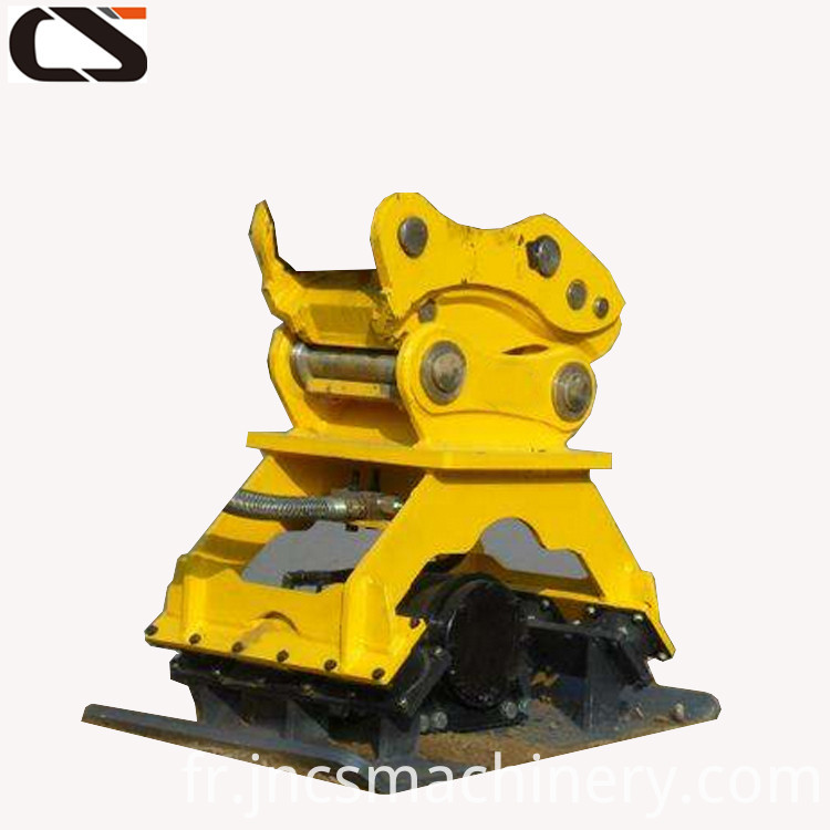 PC200 PC300 Changsong Machinery Excavator compactor