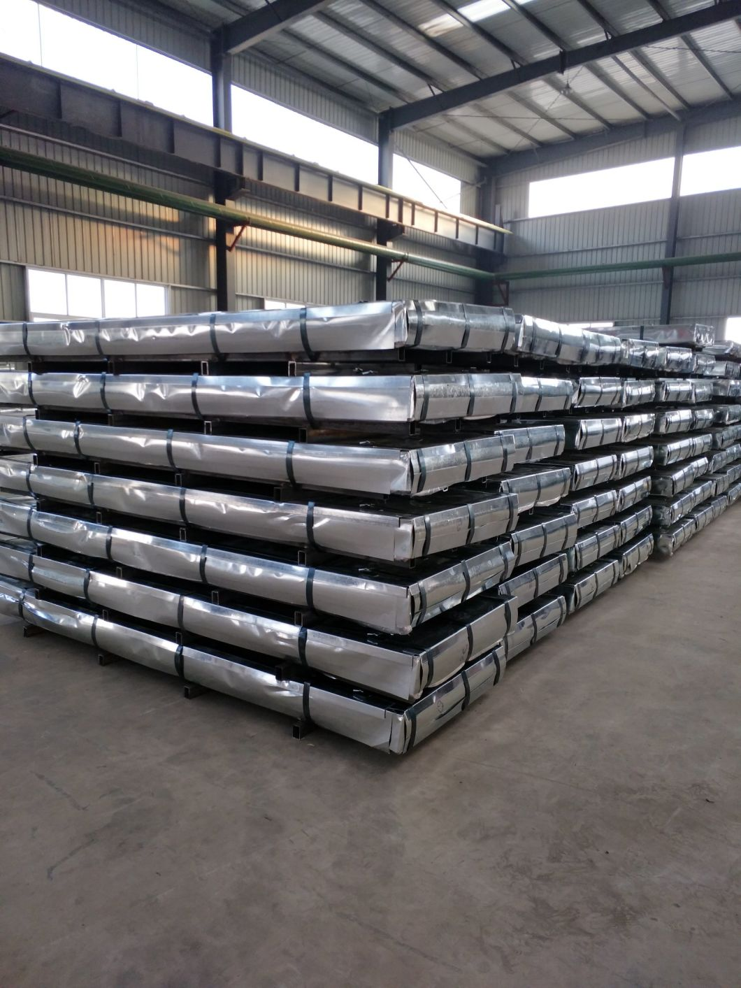 Galvanized Steel Plate for Corrugated Sheet