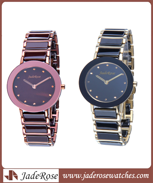 Fashion Ceramic Gift Lady Wristwatch