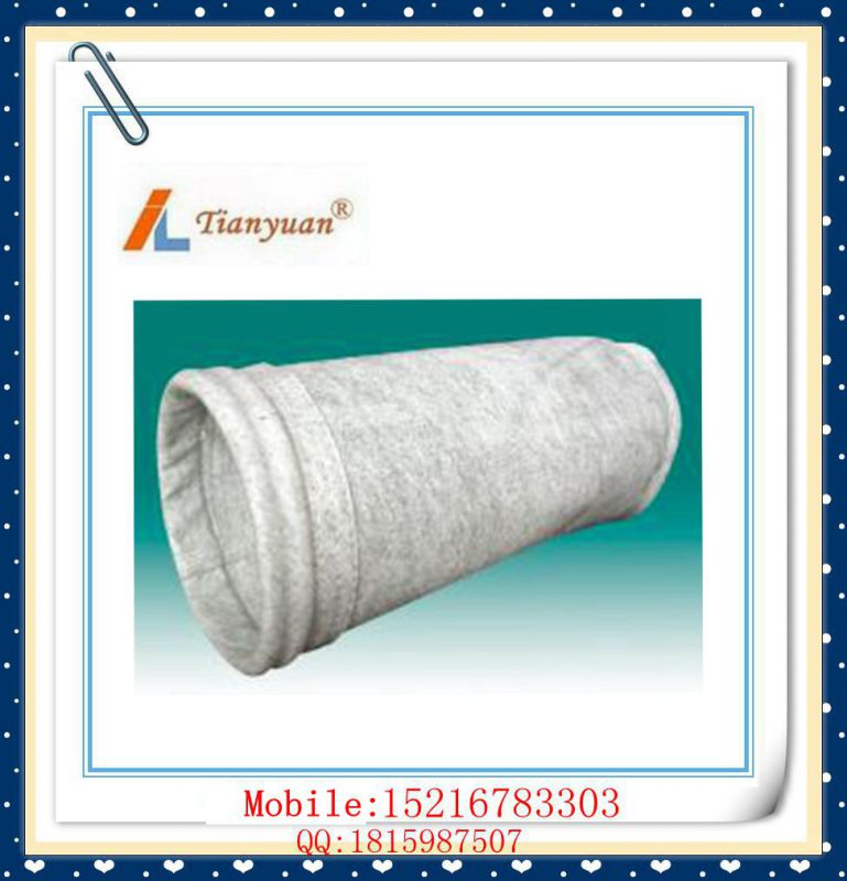 Industrial Easy Cleaning Needle Felt Air Filter Bag