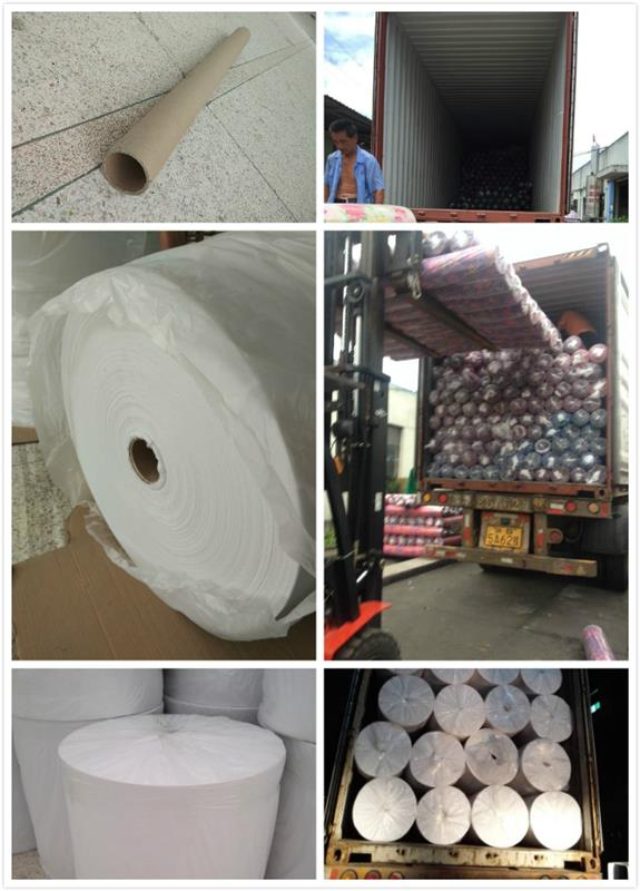 Polyester Hot Transfer Printing Chiffon