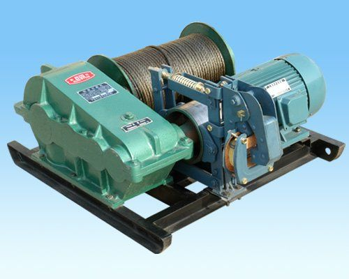 Henan Mine Electric Winch with Fast Speed