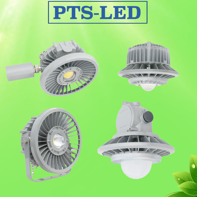 5 Years Warranty 40W 60W 100W CREE LED Explosion-Proof Light with IP66