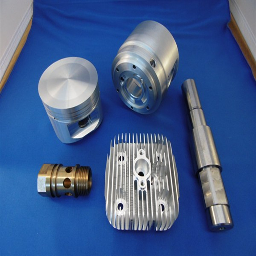 OEM/ODM Precision Aluminum CNC Machining Parts for Electric Appliance