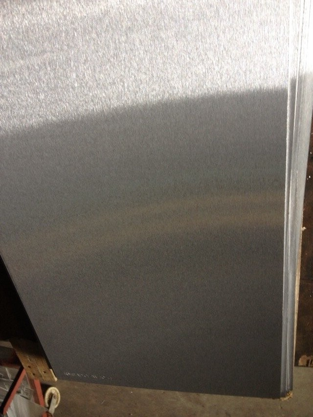 Brushed Aluminum Sheets 5052 for Signs
