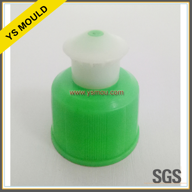 Plastic Injection Drink Bottle Cap Mold