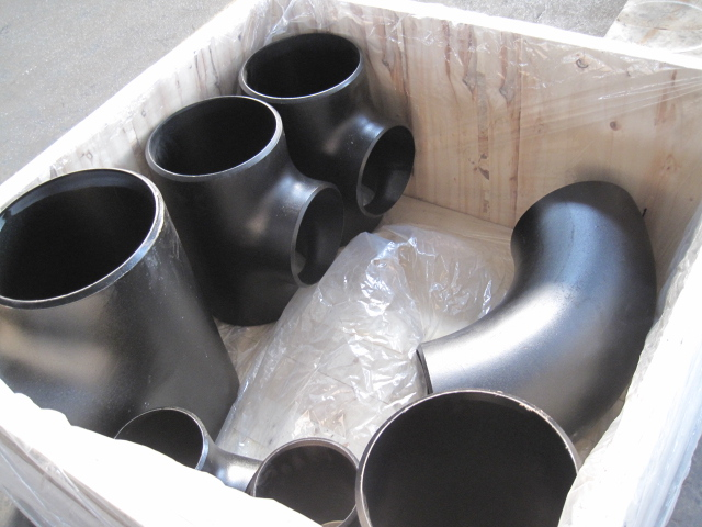 CS Pipe Fittings A234 Wpb Carbon Steel Cap to ASME B16.9 (KT0299)