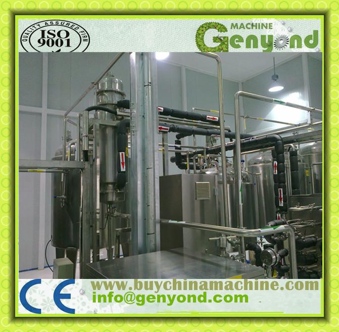 Full Automatic Yoghurt Machine Yoghurt Processing Line