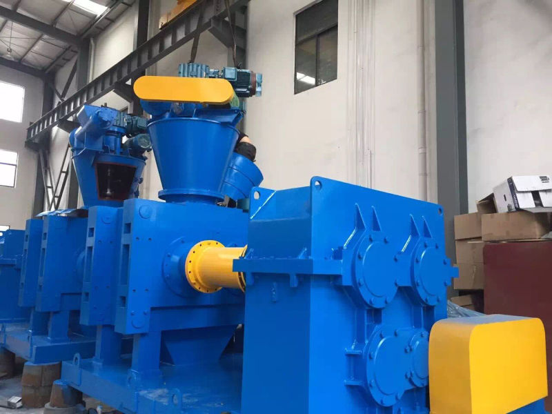 Double-Roller Fertilizer Pelleter/Fertilizer Granulator