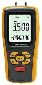 Digital Pritable Pressure Manometer (AMF031)