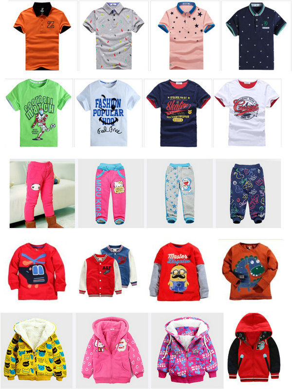 2016 Fashion Boy Suit Clothes in Short Sleeve for Children Wear in Apparel Ssb-113