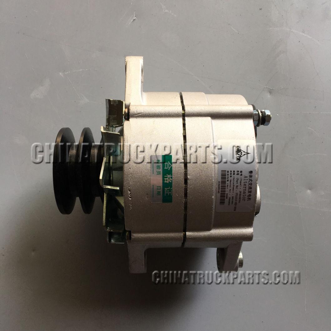 FAW Dump Truck Parts Alternator 3701010-052-200q