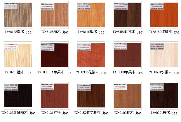 1220*2440 Melamine MDF Building Material Factory for Furniture (standard size)