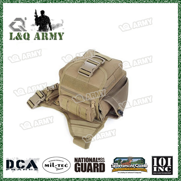 Military Bag Outdoor Tactical Messenger Bag, Waterproof Cotton Tactical Military Saddle Bag, Leisure Mountaineering Bag