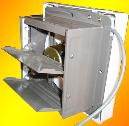 Full Metal Square Ventilation Fan CB Standard