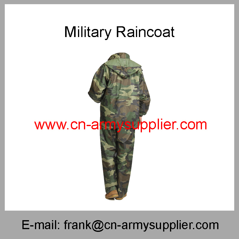 Reflective Raincoat-Security Raincoat-Traffic Raincoat-Army Raincoat-Military Raincoat-Police Raincoat